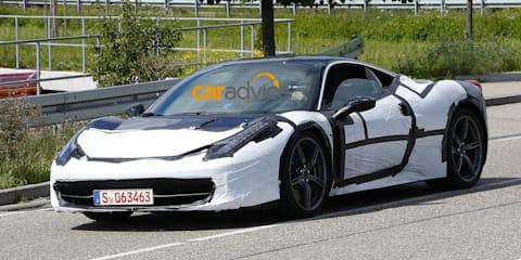 2015 Ferrari New Cars