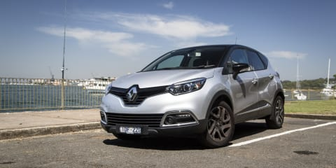 Renault Captur Review Specification Price Caradvice
