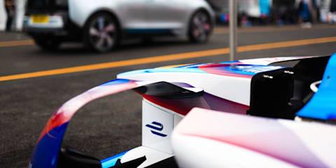Video: Watch a Formula E car take on a cheetah