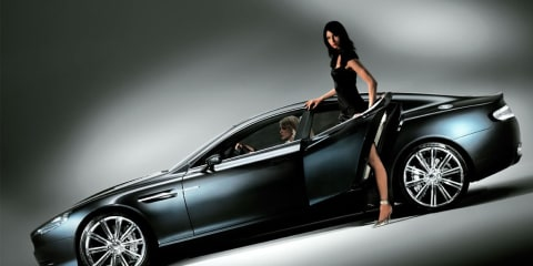 Aston Martin named coolest brand in the UK
