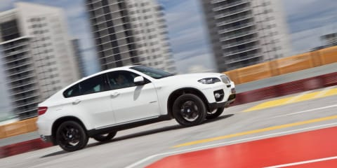 BMW X6 wins German Four by Four of the Year