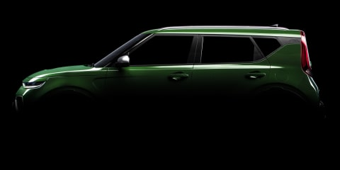 2019 Kia Soul teased again ahead of November 28 reveal