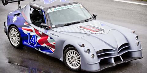 Skelta G-Force: Aussie sports car to climb Pikes Peak