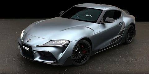 Toyota GR Supra Performance Line: TRD-fettled concept revealed