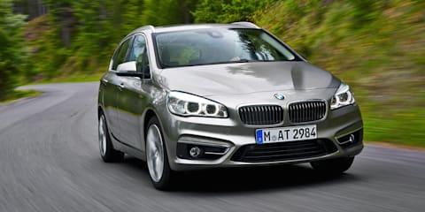 BMW 2 Series Active Tourer : 216d, 220d, 220i, xDrive variants expand MPV range