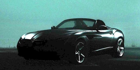 BMW Zagato roadster concept headed for Pebble Beach