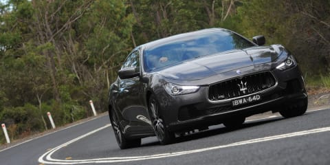 Maserati Ghibli : 5 Series fighter priced from $138,900
