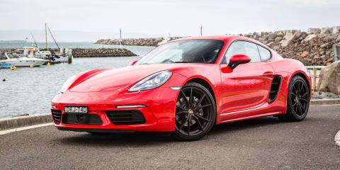 2016-19 Porsche 718 Boxster, Cayman recalled