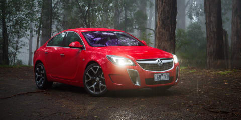 2016 Holden Insignia VXR: Long-term report one