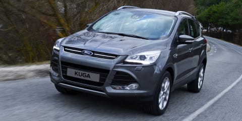 Ford Kuga: mid-sized SUV from $27,990