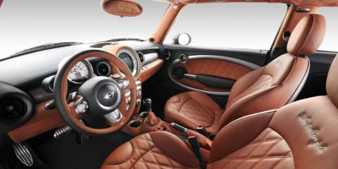 MINI Cooper S by Vilner inspired by Bentley