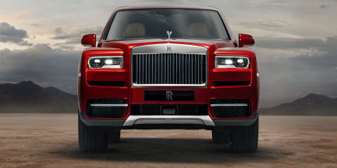 Rolls-Royce set for another record-breaking year with Cullinan
