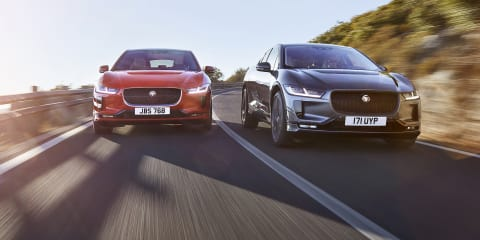 2019 Jaguar I-Pace revealed: $119,000 EV here in October
