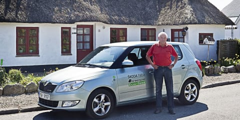 Skoda Fabia Greenline drives over 2000km on a single tank of fuel