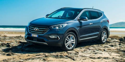 2018 Hyundai Santa Fe detailed: Active safety now standard across the range