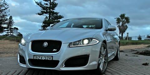 Jaguar XFR Review