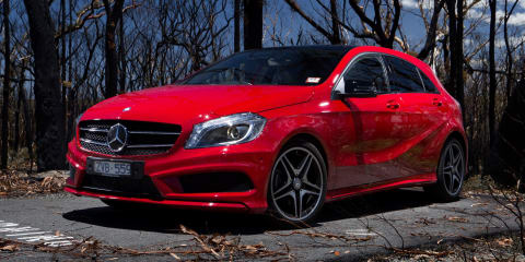 Mercedes-Benz A-Class Review A180