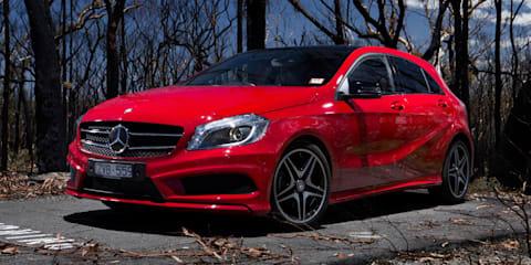 Mercedes-Benz A-Class Review A180
