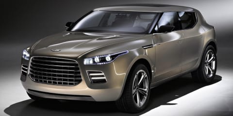 Aston Martin cans Lagonda SUV plans; targets large, luxury four-door - report