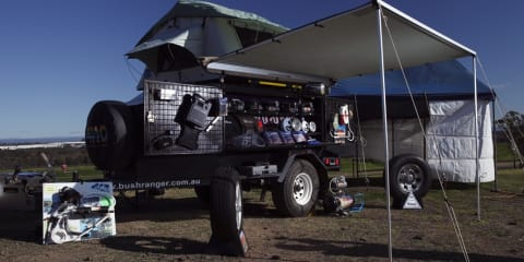 Bushranger 4x4 gear further enables your SUV