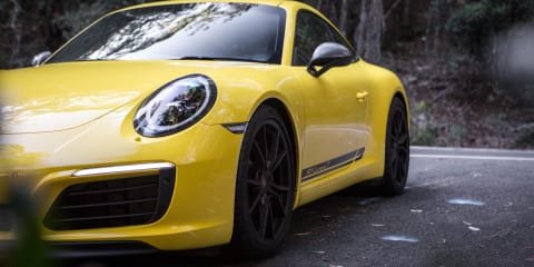 Porsche 911: Range explained, bottom to top
