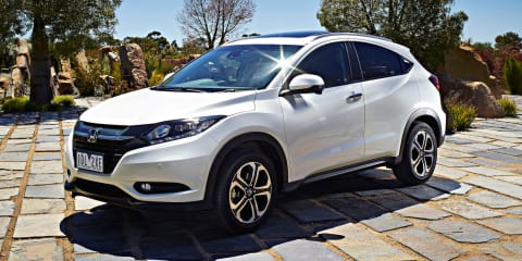 2015 Honda HR-V : Pricing and specifications