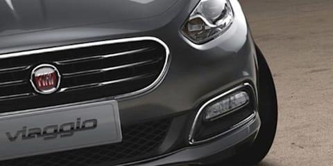 Fiat Viaggio leaked ahead of Beijing motor show