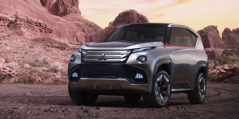 Mitsubishi Pajero to be updated in 2016 with Apple CarPlay, Android Auto technology