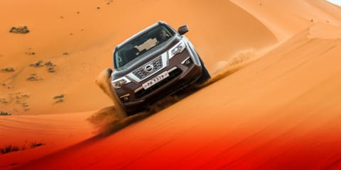 2019 Nissan Terra review: Quick drive