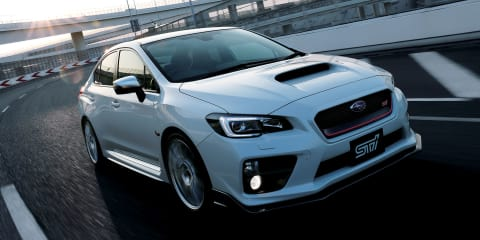 Subaru WRX S4 tS unveiled in Japan, not coming to Australia