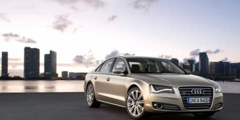 2010 Audi A8 revealed