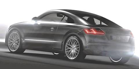 2014 Audi TT – first look