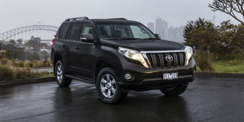 2016 Toyota LandCruiser Prado 2.8L GXL Manual Review
