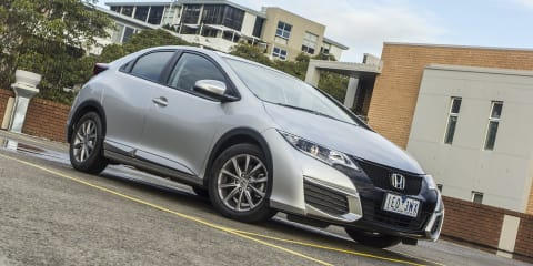 2015 Honda Civic hatch recalled for incorrect owner's manual