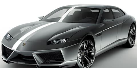Lamborghini cancels Estoque project