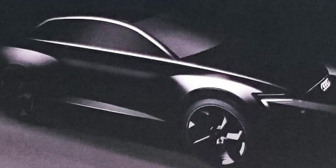 Audi electric SUV due 2018 sketched out at annual meeting