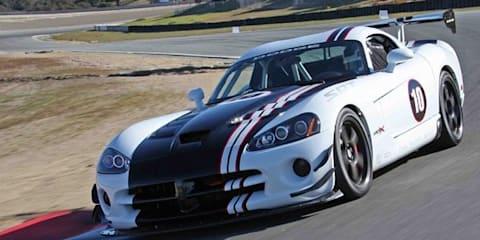 Dodge Viper SRT10 ACR-X Revealed