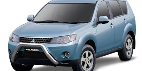 Mitsubishi limited edition Outlander ACTiV