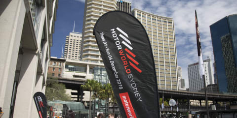MotorWorld Sydney tickets on sale now, ahead of December opening