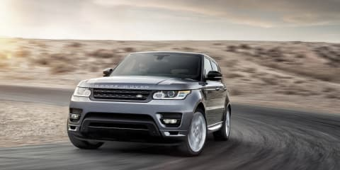 Range Rover Sport to start from $102,800