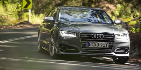 2014 Audi A8 and S8: pricing and specifications