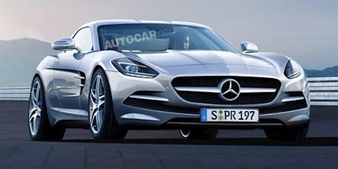 Mercedes-Benz SLC AMG to rival Porsche 911: report