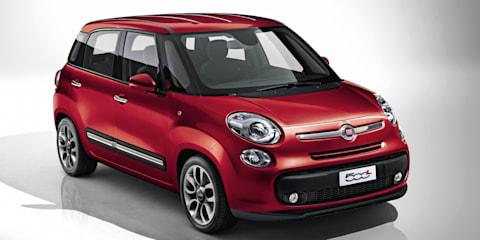Fiat 500L: Bigger 'Bambino' revealed