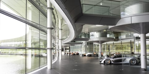 McLaren is selling its headquarters for 'in excess of $352 million'