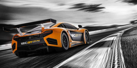 McLaren MP4-12C GT Can-Am Edition to enter production