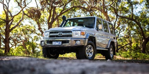 2017 Toyota 70 Series GXL Wagon review