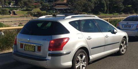 2007 Peugeot 407 ST Touring Comfort Review