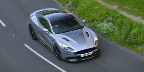 Aston Martin posts $41.5m loss amid falling demand