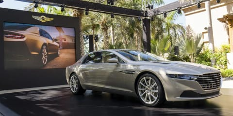 Aston Martin Lagonda Taraf may be sold outside of the Middle East