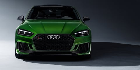 2019 Audi RS5 Sportback pricing and specs